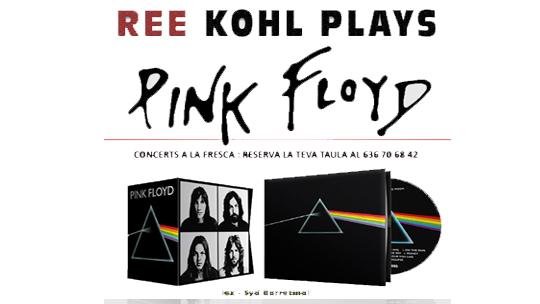 Ree Kohl Plays Pink Floyd